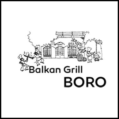 Een nieuwsbrief voor Balkan Grill Boro